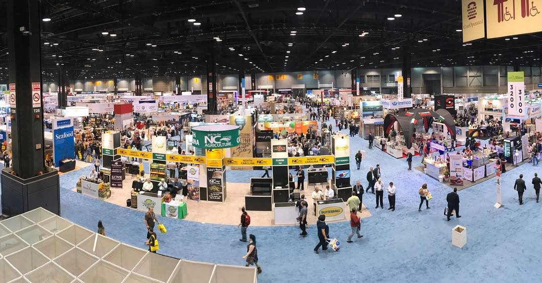 Attend the 2019 National Restaurant Association Show