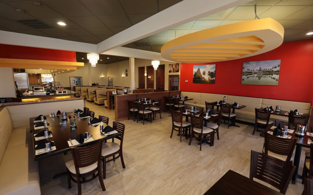 Sangam Houston Interior
